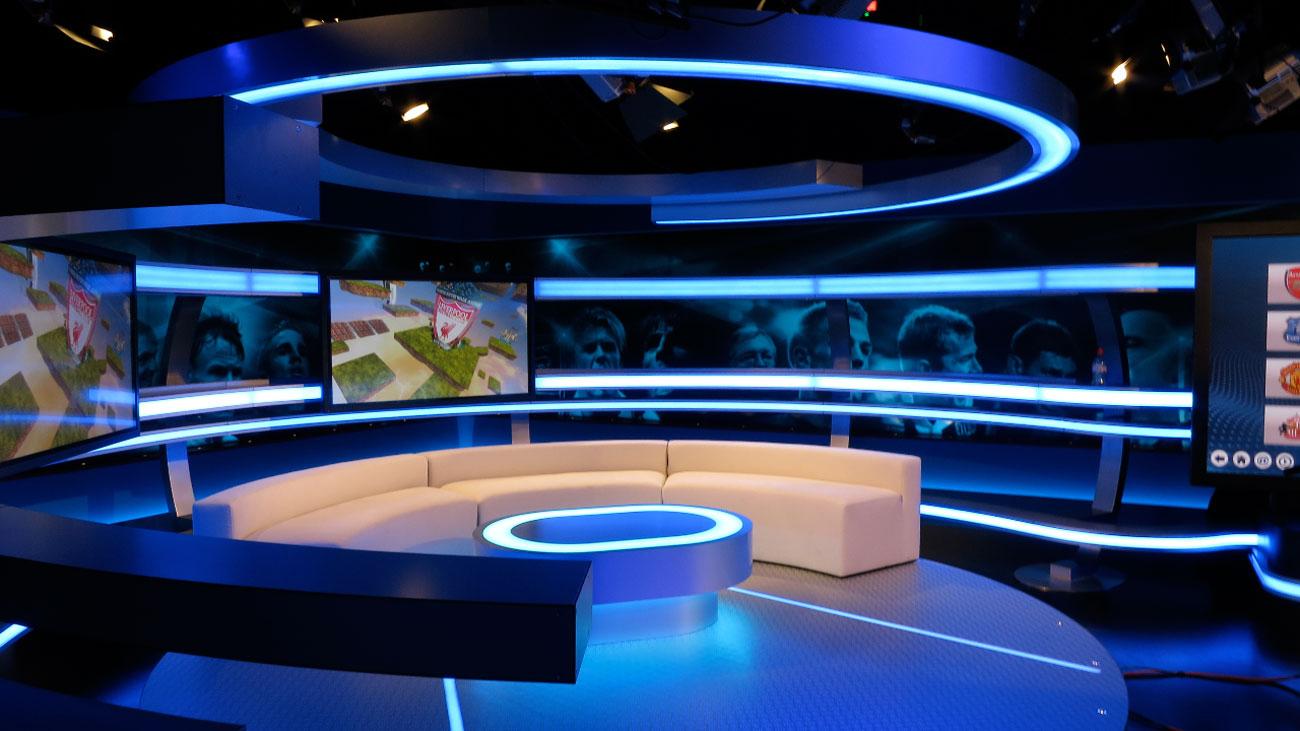 The English Premier League Set Update Eye Catching Design