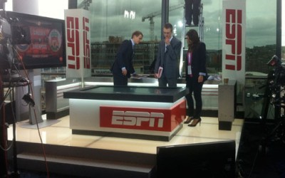 ESPN/IMG FA Cup Final 2012