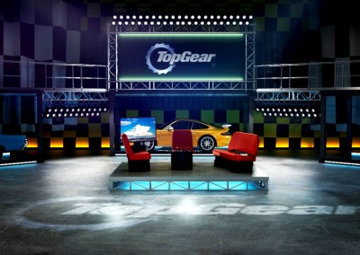 eye-catching design - top gear