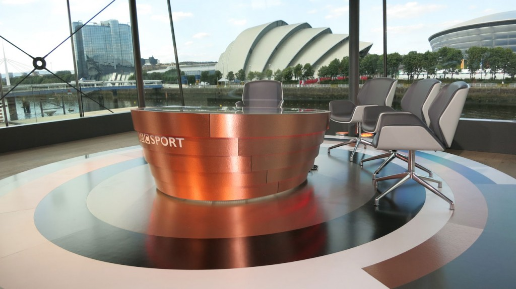 BBC Commonwealth Games Glasgow 2014