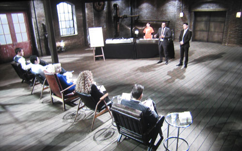 Dragons' Den. BBC 2. Series 11