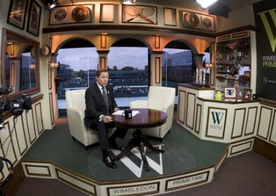 The Tennis Channel – Wimbledon 2012