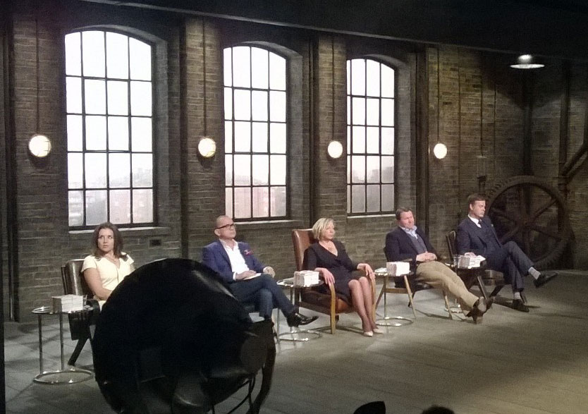 BBC Dragons' Den Series 13