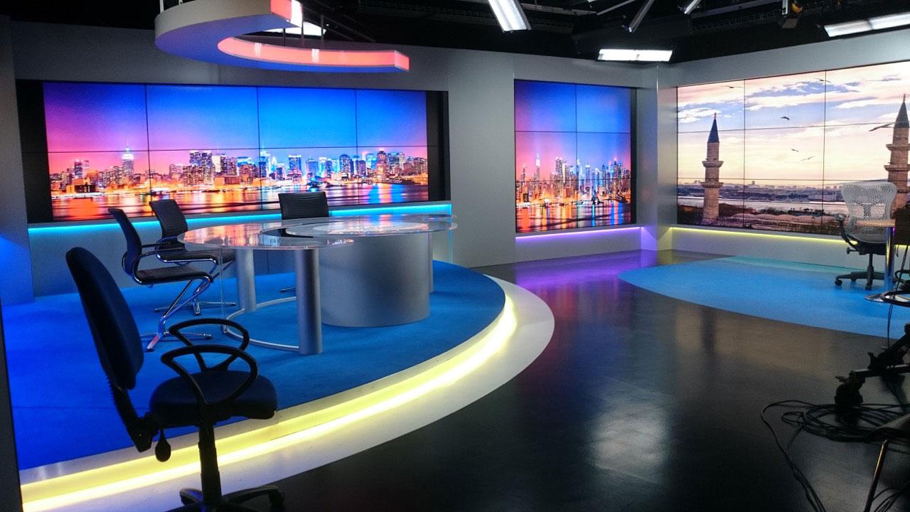 AL-HIWAR TV London | eye-catching design